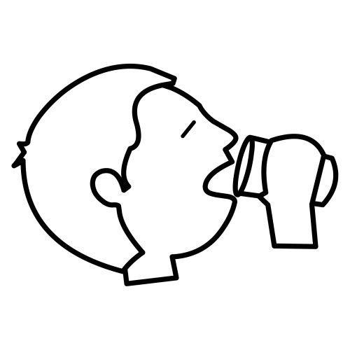 Beb r agua para colorear imagui - Agua para beber ...